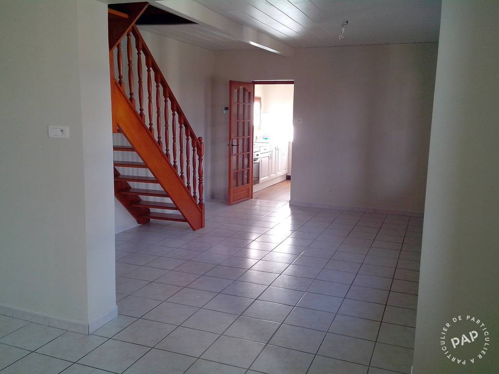Location maison 3 pièces Curciat-Dongalon (01560)