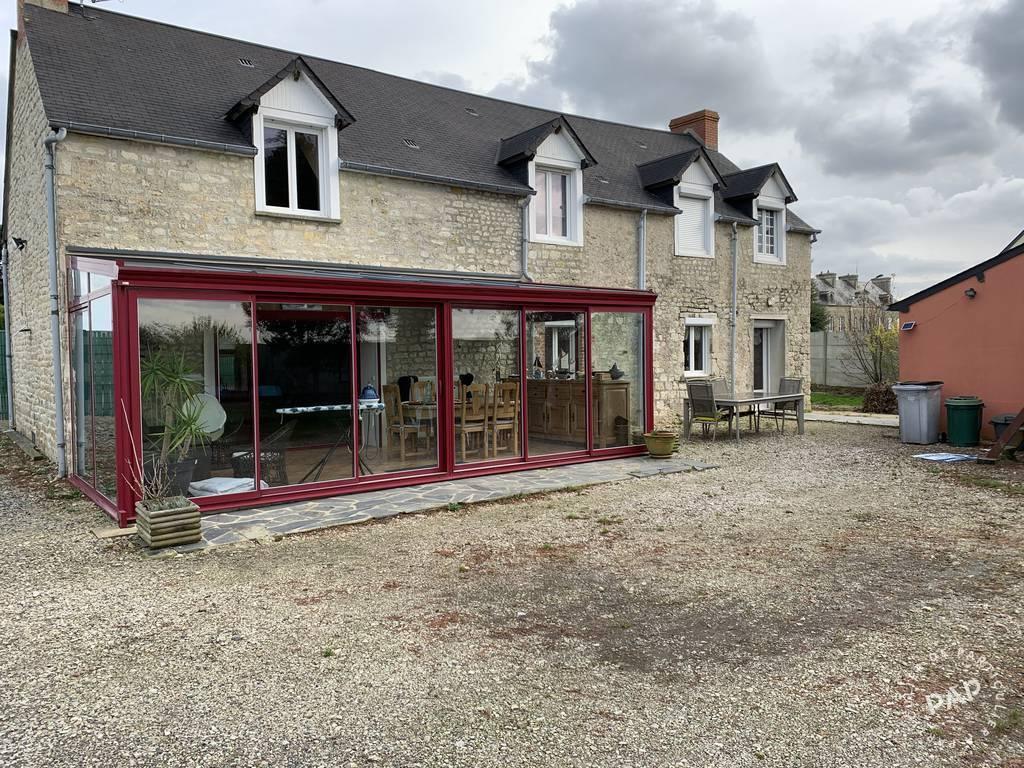Vente maison 7 pièces Blosville (50480)