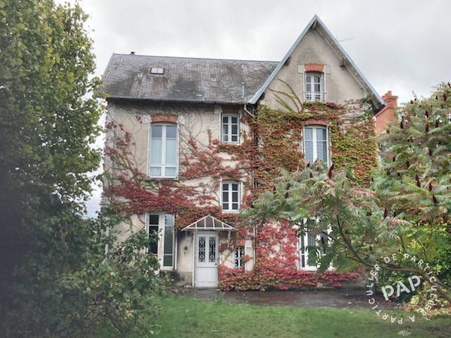 Vente Maison Guéret (23000) 255m² 192.000€