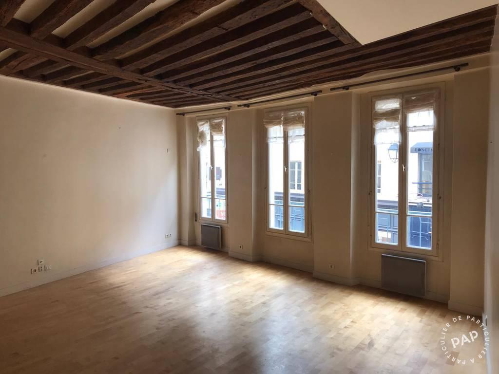 Vente Appartement Saint-Germain-En-Laye (78100) 66m² 465.000€
