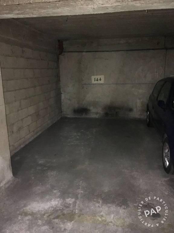 Vente Garage, parking Paris 20E (75020)  16.500€