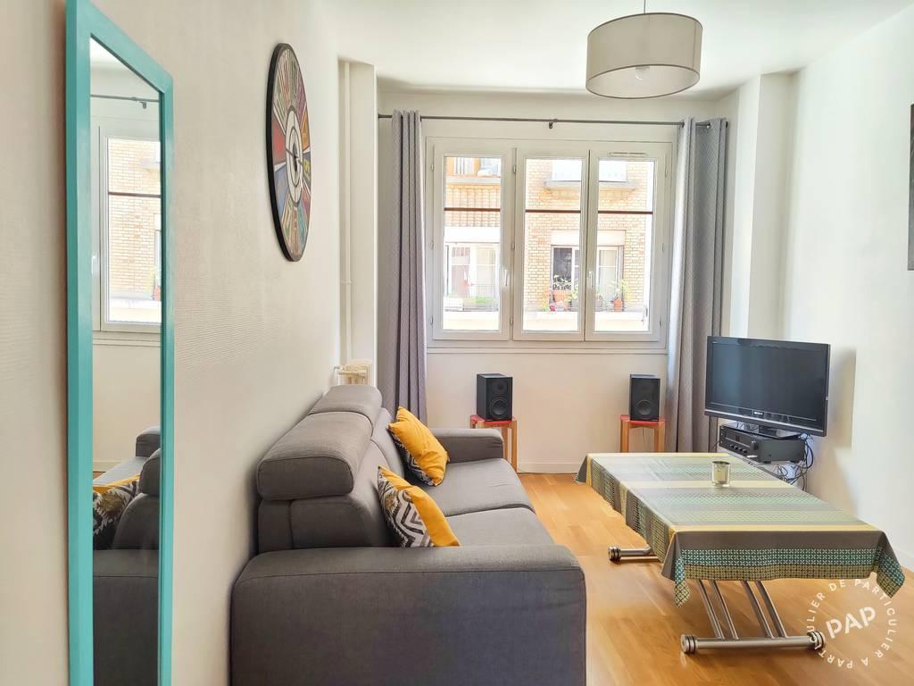 Vente appartement 3 pièces Clichy (92110)