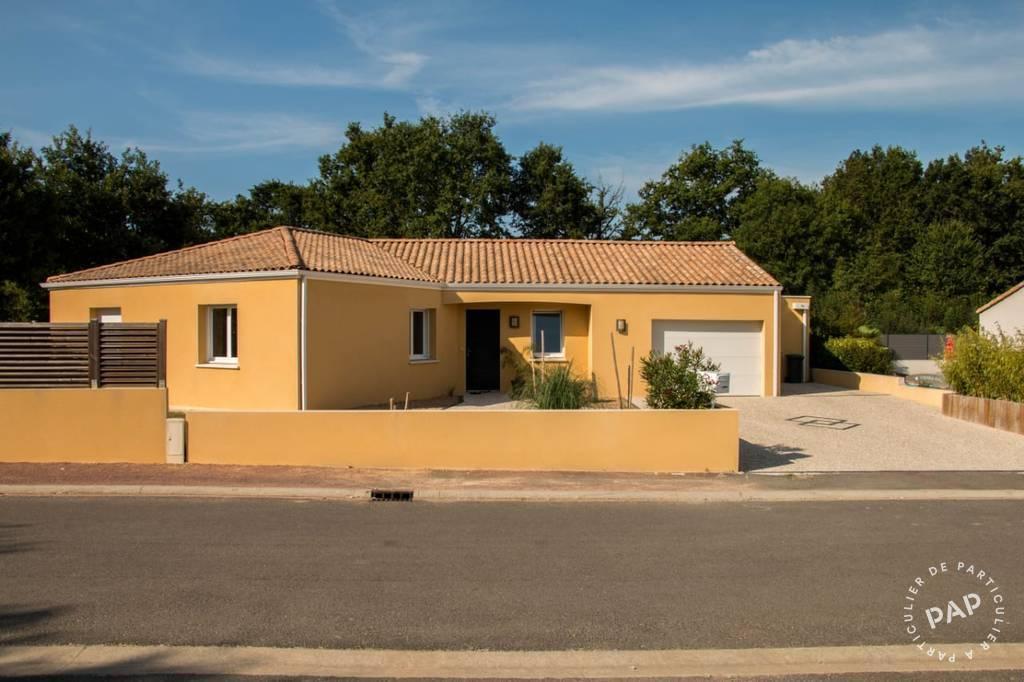 Vente maison 5 pièces Nesmy (85310)