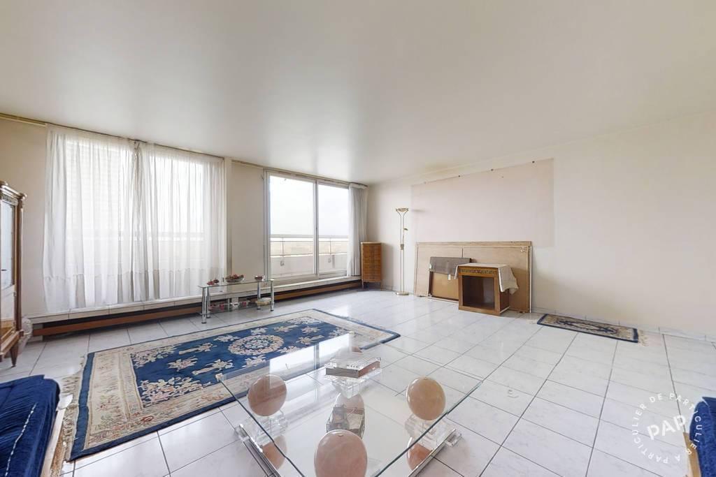 Vente appartement 4 pièces Paris 13e
