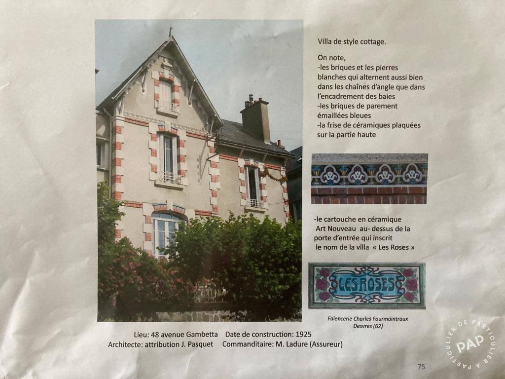 Vente Maison Guéret (23000)