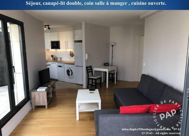 Location immobilier 2.170€ Boulogne-Billancourt (92100)