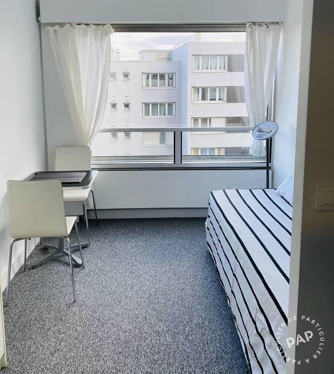 Location immobilier 590€ Paris 15E (75015)