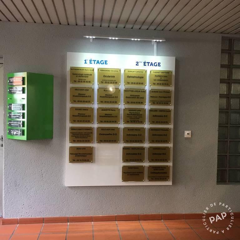 Bureaux et locaux professionnels 850€ 46m² Toulouse (31400)