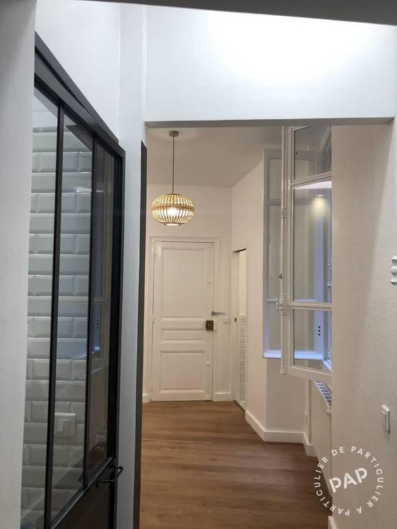 Appartement 1.300€ 31m² Paris 17E (75017)