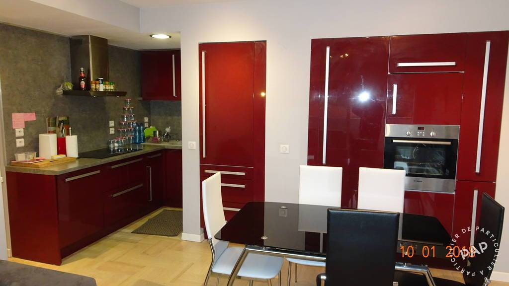 Location Cannes (06400) 66m²