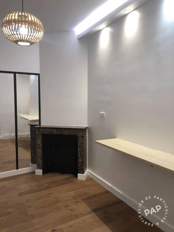 Immobilier Paris 17E (75017) 1.300€ 31m²