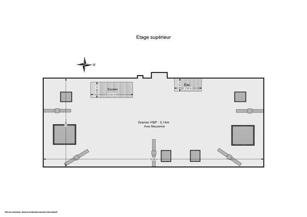 Vente Appartement Scionzier (74950) 110m² 280.000€