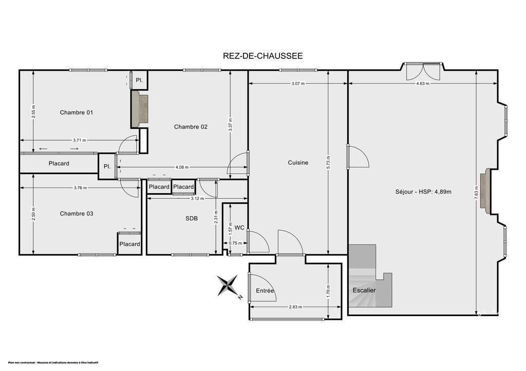 Vente Maison Charmont-Sous-Barbuise (10150)