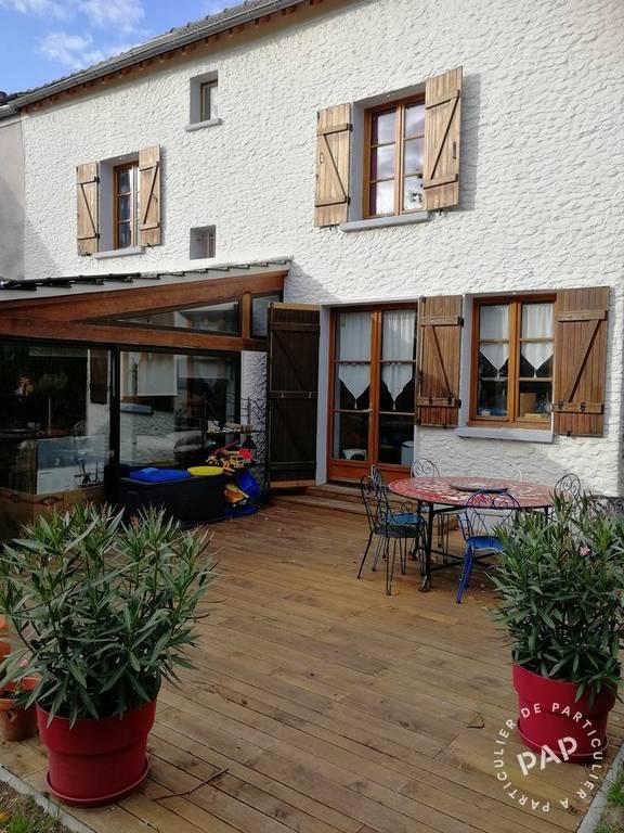 Vente Maison Dammarie-Les-Lys (77190) 170m² 390.000€