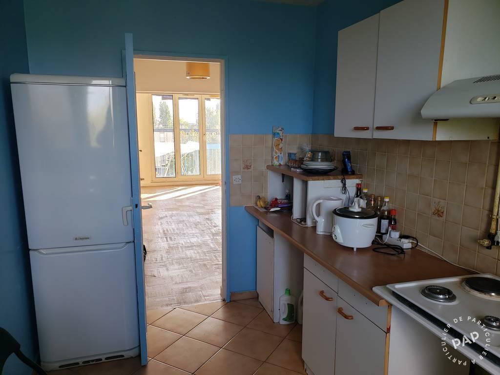Vente Appartement Aulnay-Sous-Bois (93600) 50m² 135.000€