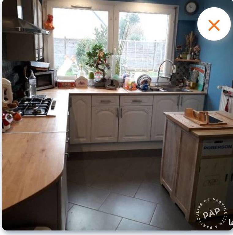 Vente Maison Noyelles-Sous-Lens (62221) 90m² 162.000€