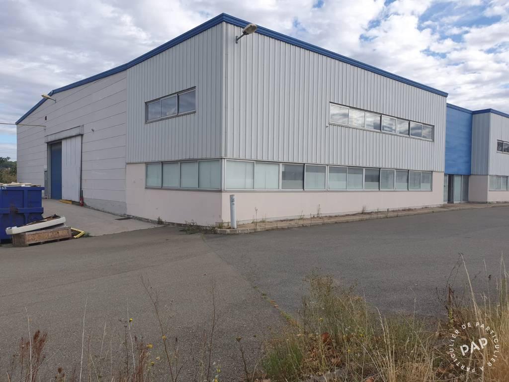 Location Bureaux et locaux professionnels Les Mureaux (78130) 1.150m² 6.000€