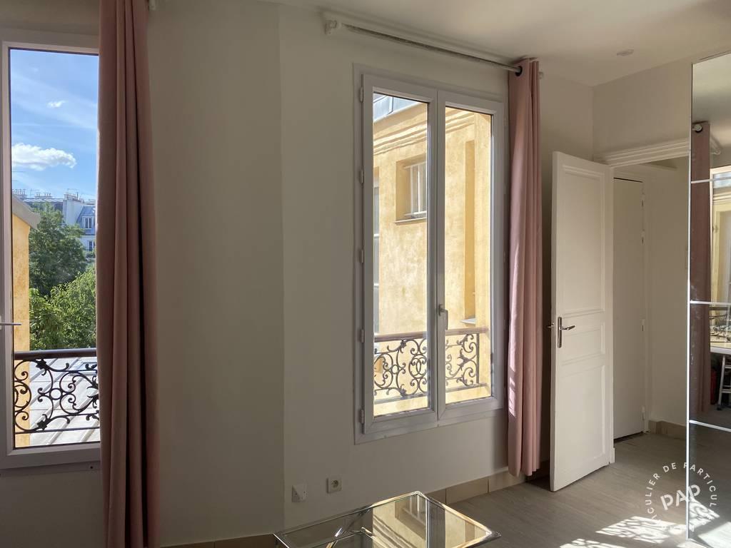 Location Appartement Paris 10E (75010) 25m² 990€