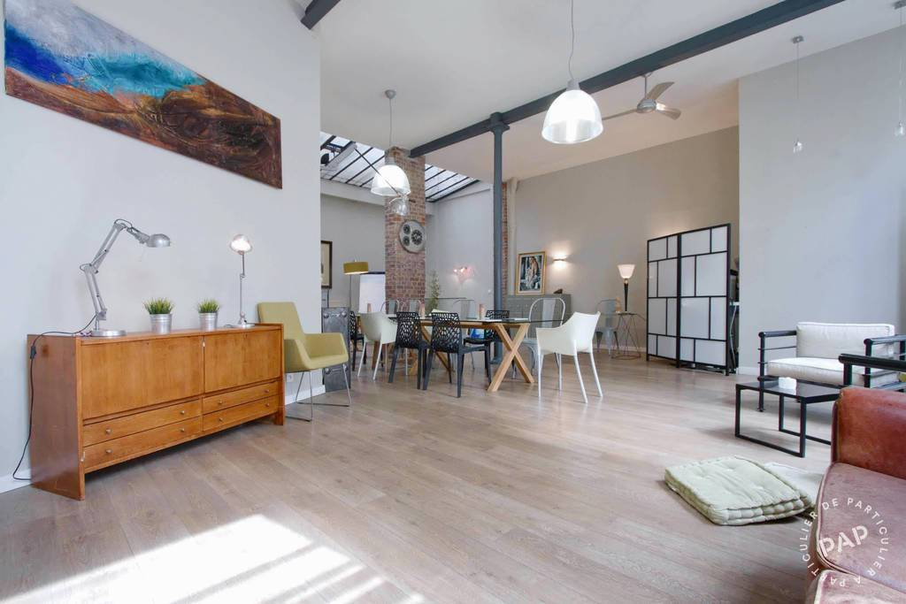 Vente et location Bureaux, local professionnel Paris 10E (75010) 100m² 890€