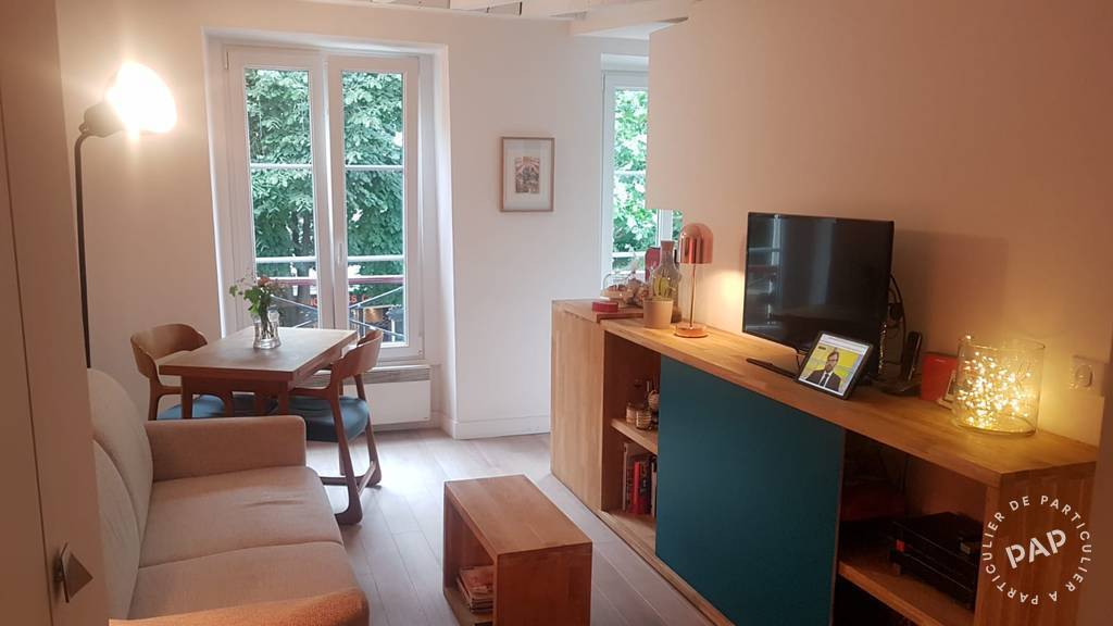 Location Appartement Paris 3E (75003) 25 m² 1.450 €