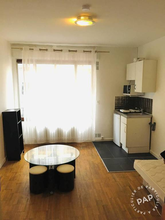 Location Appartement Saint-Mandé 23 m² 880 €