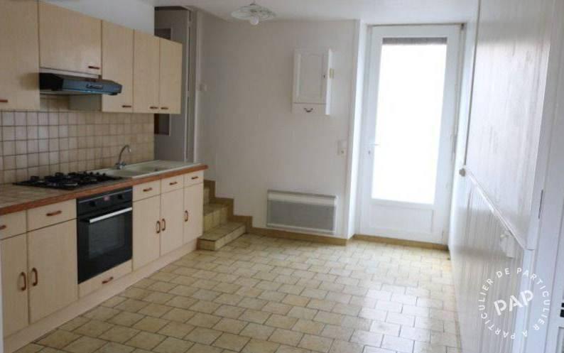 Vente maison 3 pièces Saint-Savin (86310)
