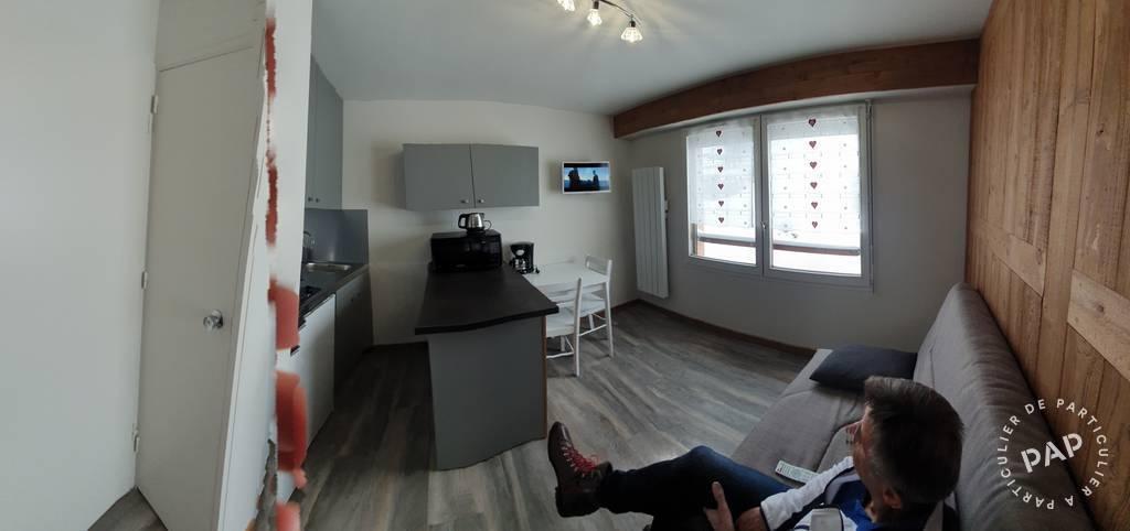 Vente appartement studio Saint-Martin-de-Belleville (73440)