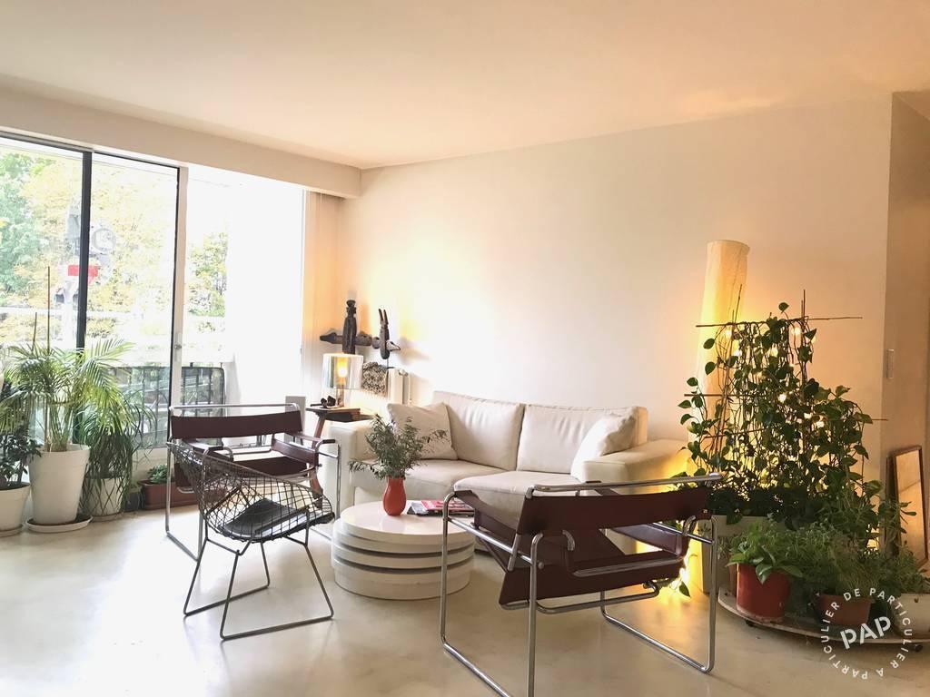 Vente Appartement 95M2 Carrez Paris 14E - Très Clair 100m² 950.000€