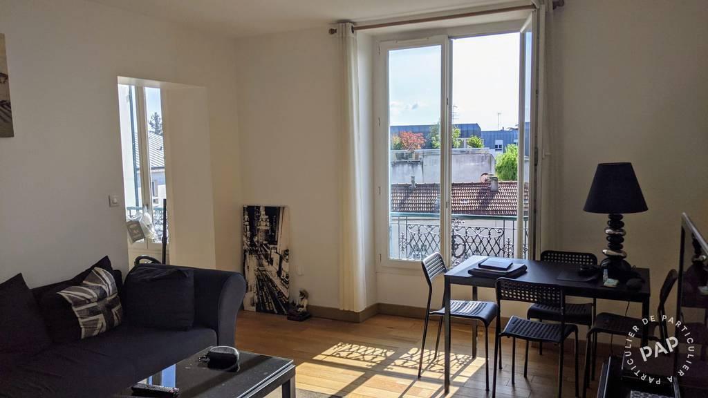 Vente appartement 2 pièces Montmorency (95160)