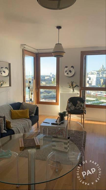Location Appartement Paris 18E (75018)  900€