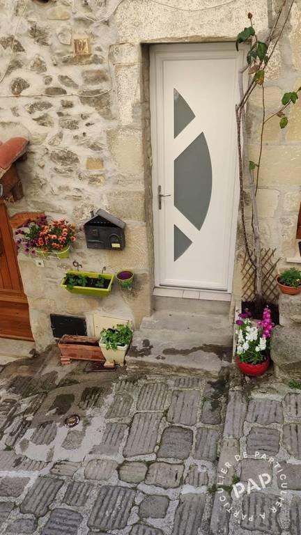 Vente maison 4 pièces Lucéram (06440)