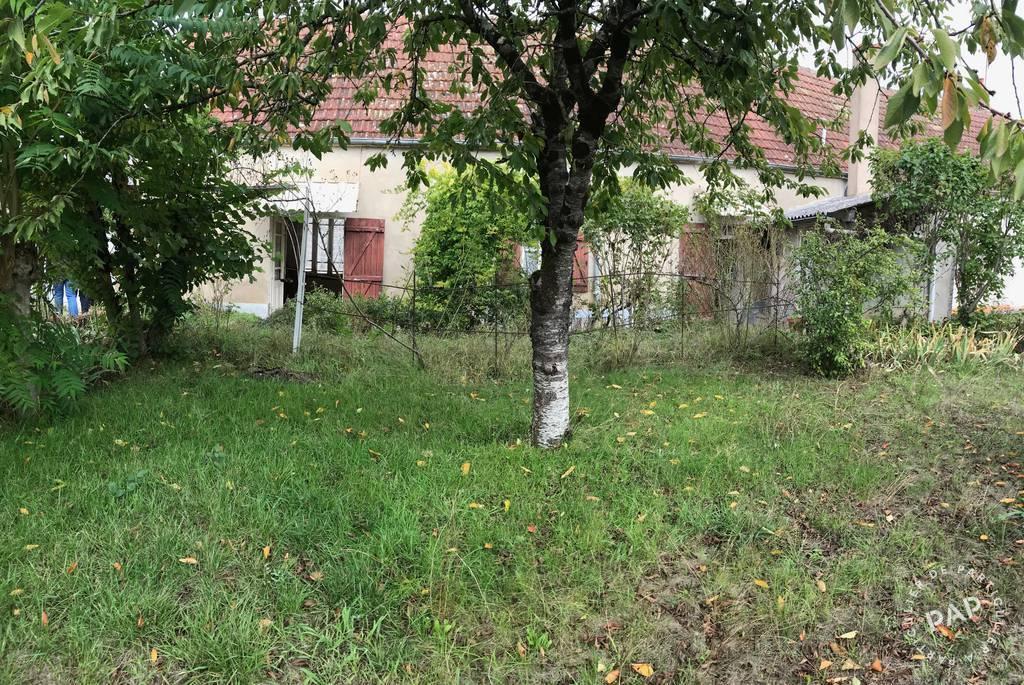 Vente maison 3 pièces Dun-sur-Auron (18130)