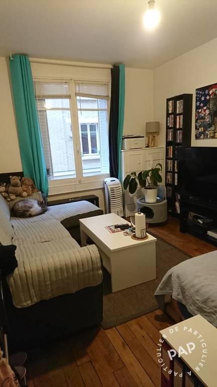Location Appartement Asnières-Sur-Seine (92600) 28m² 800€