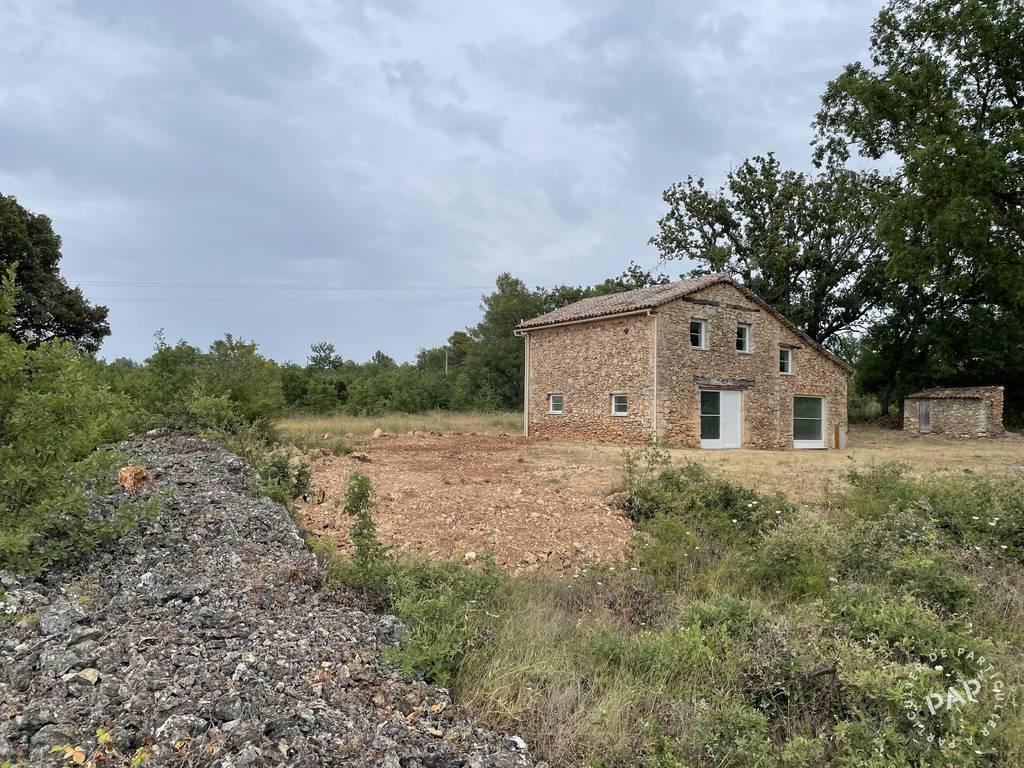 Vente Maison Tavernes (83670) 156m² 549.500€