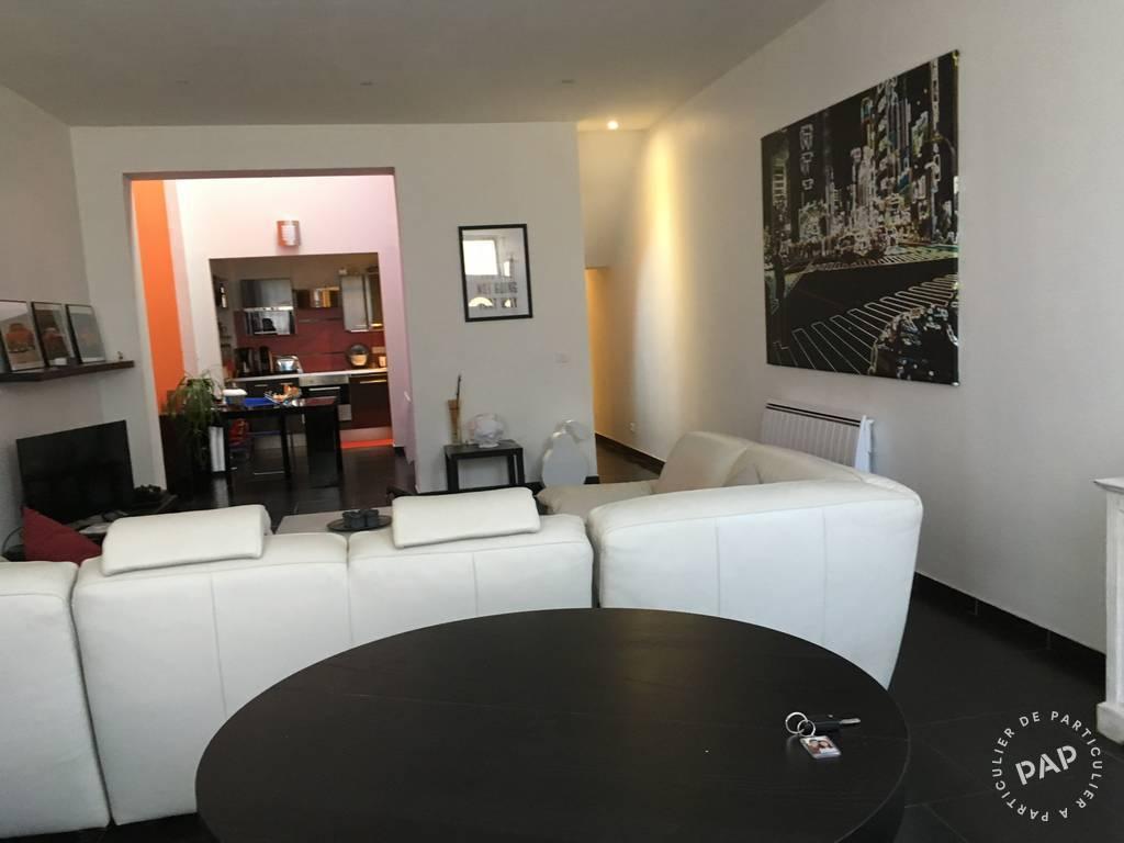 Location maison 4 pièces Saint-Quentin (02100)