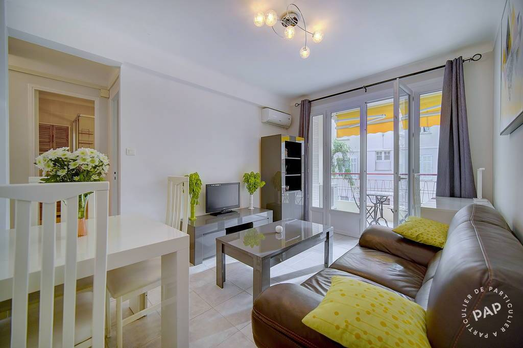 Location Appartement Cannes (06400) 63 m² 1.450 €