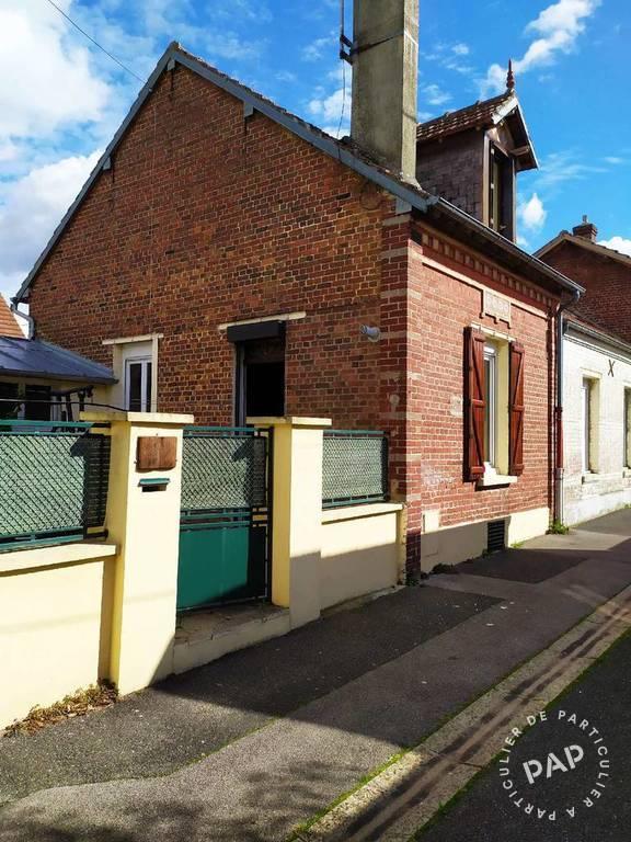 Vente maison 3 pièces Compiègne (60200)
