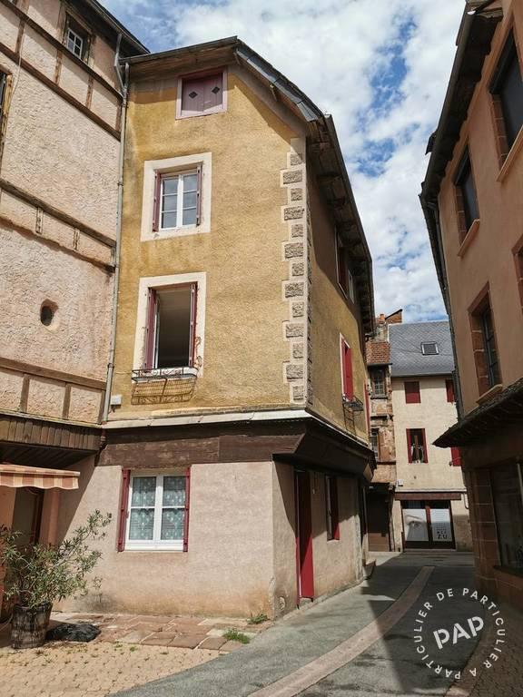 Vente Maison Marcillac-Vallon (12330) 150m² 159.000€
