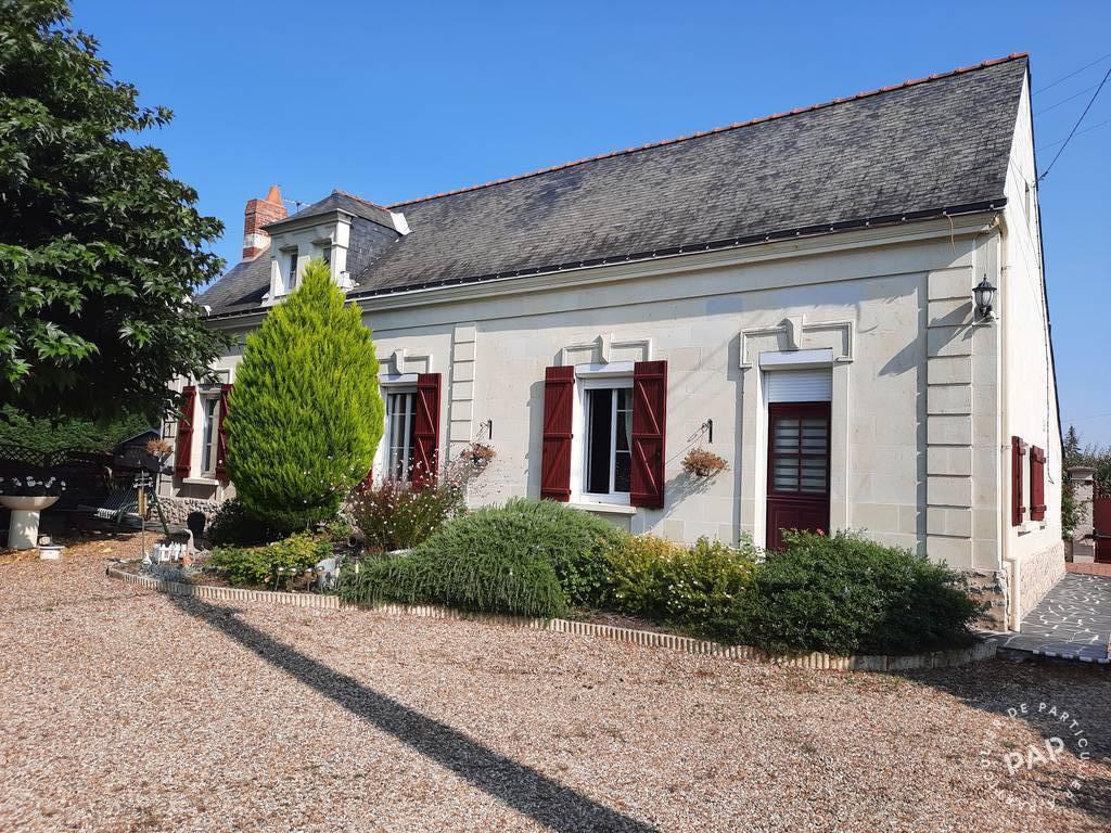 Vente Maison Saint-Clément-Des-Levées 180m² 299.000€