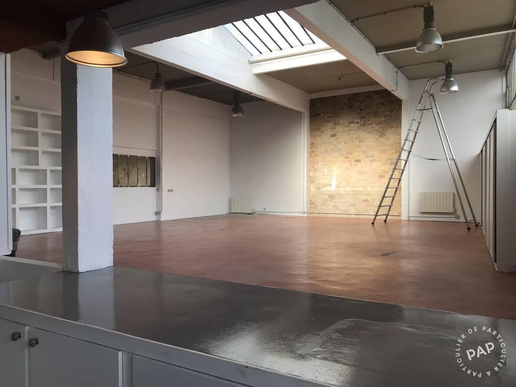 Vente et location Local d'activité Courbevoie (92400) 191m² 4.250€