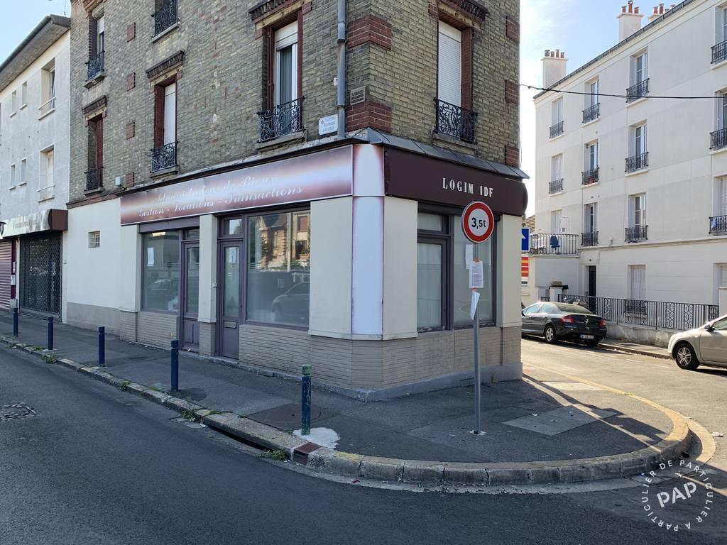 Vente et location Bureaux, local professionnel Villemomble (93250) 25m² 750€