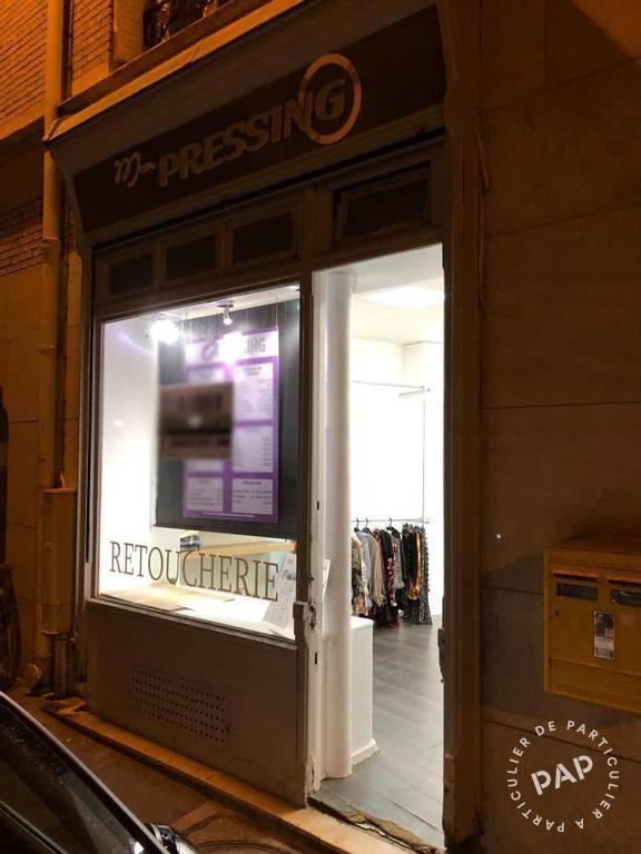 Vente et location Bureaux, local professionnel Paris 16E (75016) 55m² 1.900€