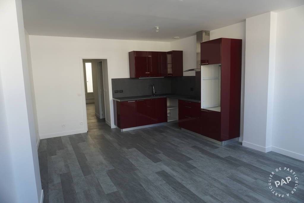 Location Appartement Drancy (93700) 48m² 985€