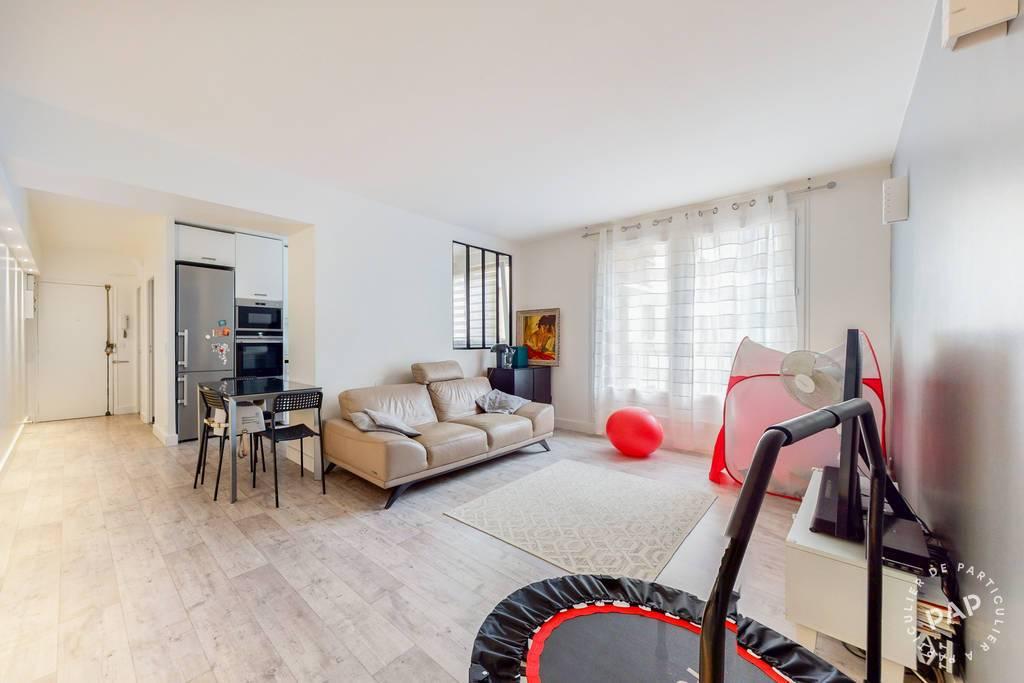 Vente Appartement Paris 15E (75015) 85m² 880.000€