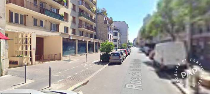 Vente Garage, parking Paris 14E (75014)  110.000€