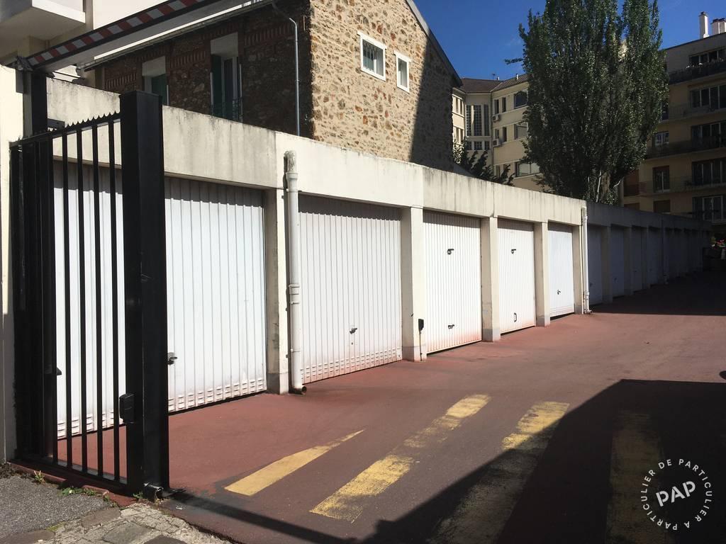 Location Garage, parking Bourg-La-Reine (92340)  90€