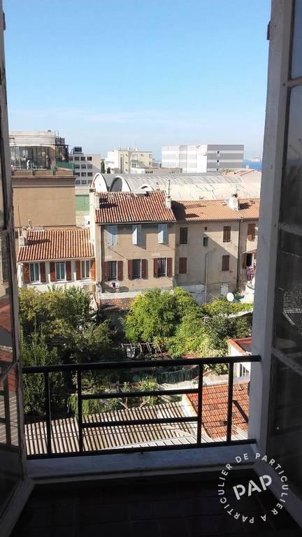 Location Appartement Marseille 1Er (13001) 25m² 500€