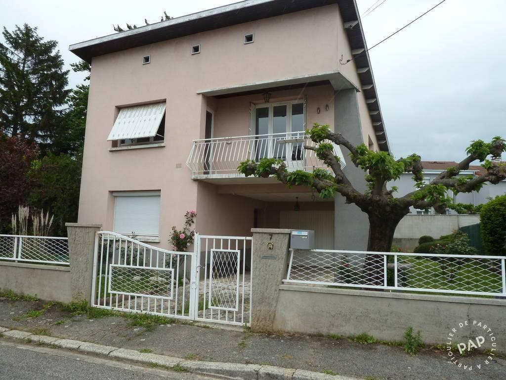 Vente maison 6 pièces Valence (26000)