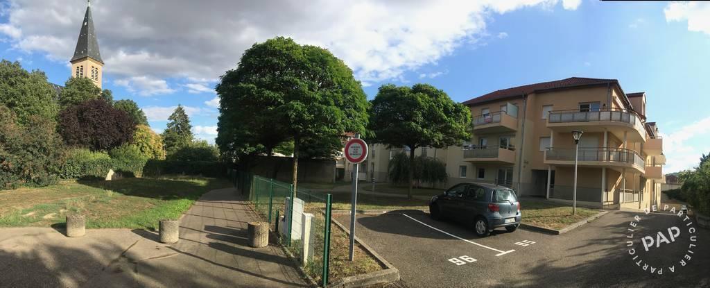 Vente Appartement Metz (57050) 60m² 134.000€