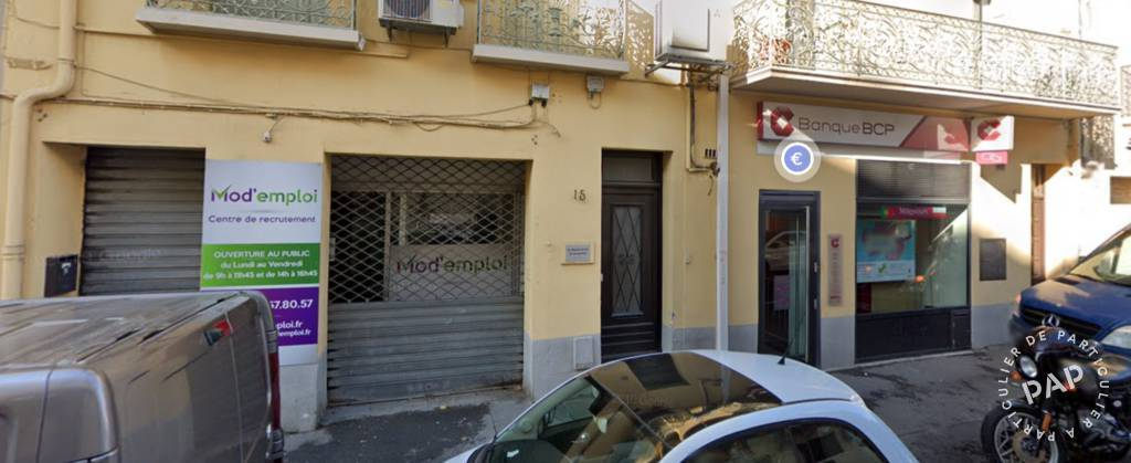 Vente et location Local commercial Perpignan 85m² 100.000€